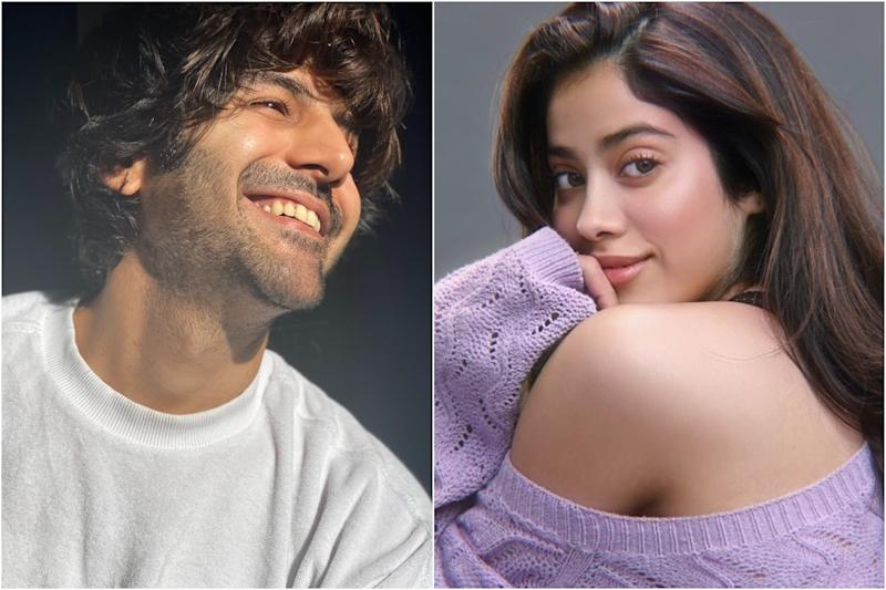 Kartik Aaryan Asks What is More Contagious Than a Smile? Janhvi Kapoor Says 'Corona'