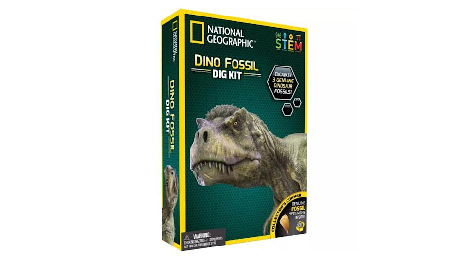 "<p>National Geographic Dino Dig Kit</p><div class=""cnn--image__credit""><em><small>Credit: CNN</small></em></div>"