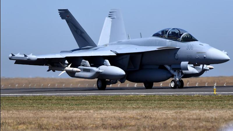 Australia will receive no compensation for a 'dud' $125m EA-18G Growler fighter destroyed in the US