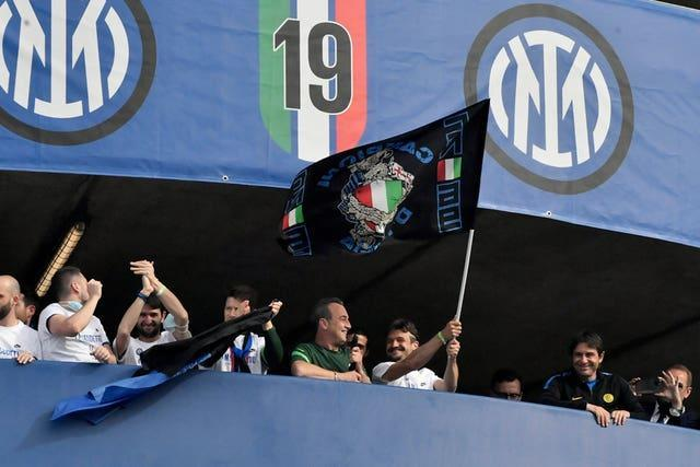 Conte ended Inter's wait for Serie A title