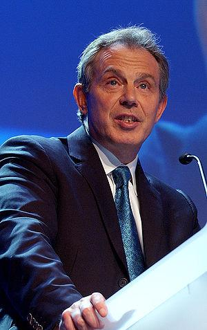 Tony Blair Criticizes Occupy Wall Street