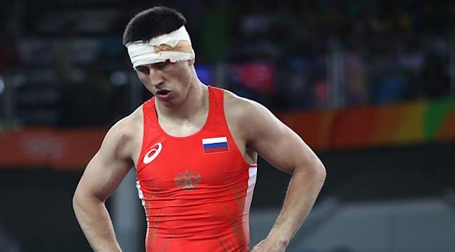 Russia's Roman Vlasov Was Choked Unconscious Then Went On To Win Olympic Wrestling Gold