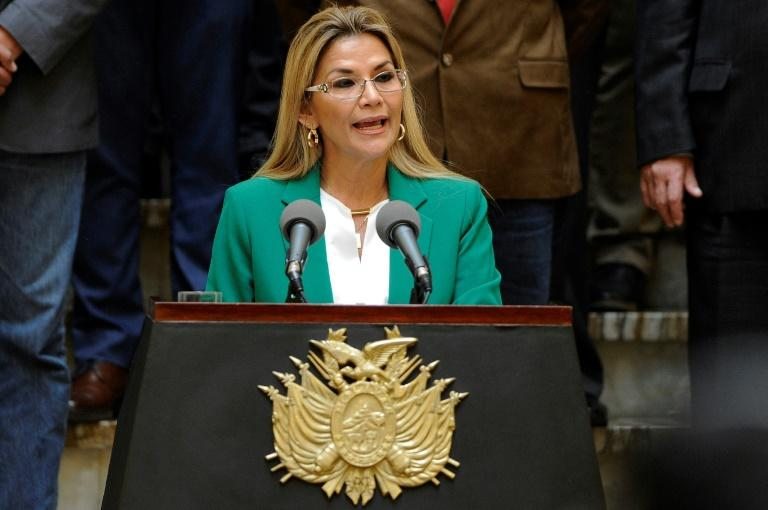 Jeanine Anez assumed the presidency on November 12, two days after Evo Morales resigned following three weeks of sometimes violent protests against his controversial re-election