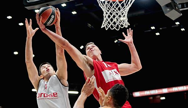 Basketball: Bamberg kassiert Dämpfer in der Euroleague