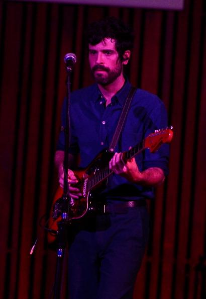 Singer Devendra Banhart performs at the 2013 SXSW Music, Film + Interactive Festival held at the Central Presbyterian Church on March 16, 2013 in Austin, Texas.