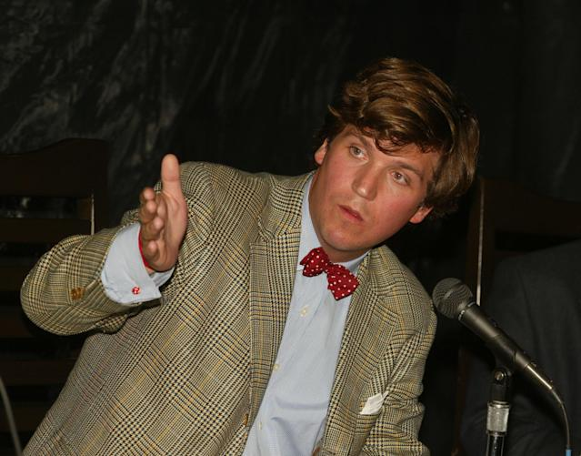 Fox News's Tucker Carlson, White Man, Says He Gets Racism, Oppression Because He's American