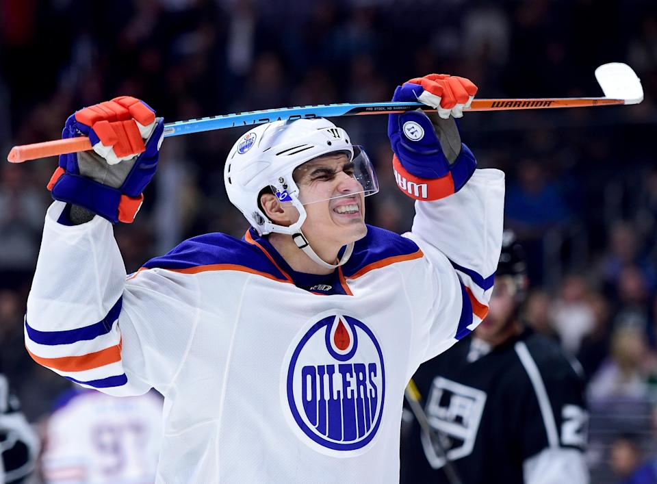 Nail Yakupov requested trade from Edmonton Oilers