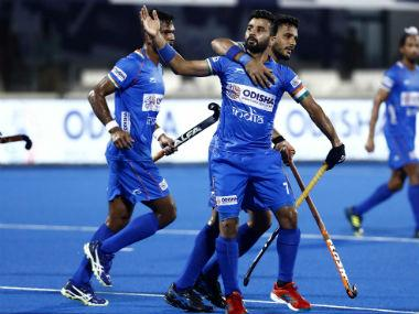 FIH Series Finals 2019: Manpreet Singh stars with brace in 3-1 win over Poland but inconsistent India continue to fluff chances