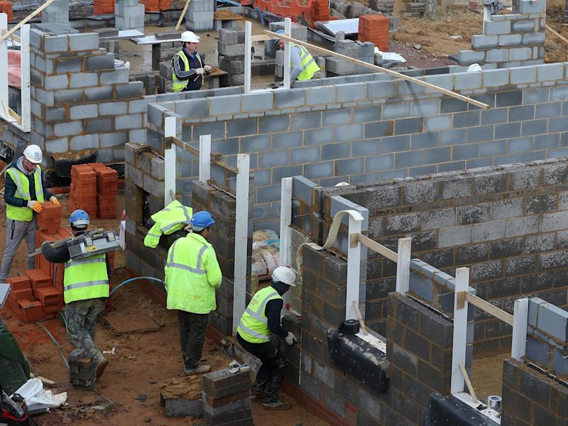 Construction is one sector predicted to experience a particularly severe shortage of skilled workers: PA