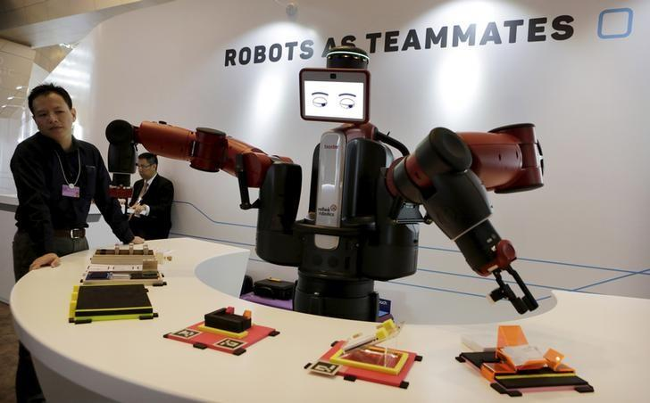 China Robot Sales To Almost Triple By 2018 Industry Group