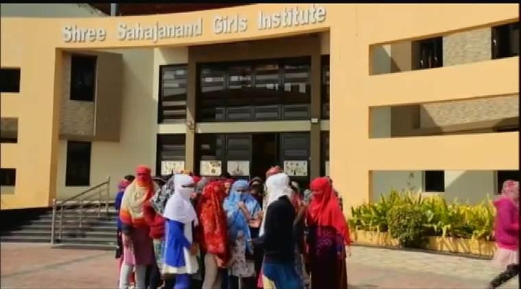 Gujarat girls stripped, Bhuj girls stripped, Bhuj college girls stripped, Gujarat college girls stripped, Gujarat State Women Commission, GSWC, National Commission for Women, NCW, India news, Indian Express