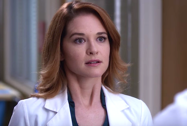 Grey's Anatomy Recap: Wail to the Chief