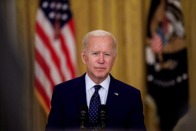 After criticism, Biden says he will raise U.S. cap on refugee admissions