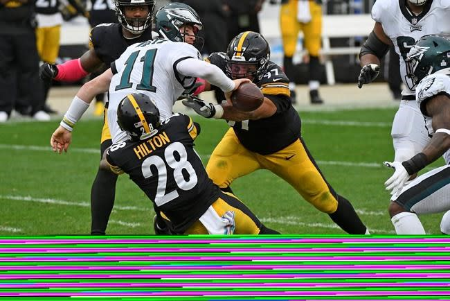 Steelers' stingy defence preparing for big test from Browns