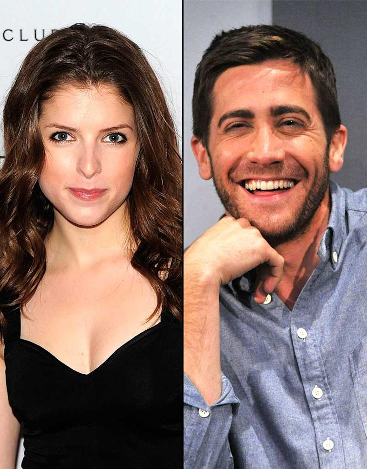 """PopSugar reports that Jake Gyllenhaal has been getting cozy off the set with his """"End of Watch"""" co-star Anna Kendrick. The site even has photos of Gyllenhaal with his arm around Kendrick outside a Subway sandwich shop in California, and notes their """"relationship is more than just a working one."""" For how long they've been dating, and how serious they've already become, check out what a Gyllenhaal pal reveals to <a href=""""http://www.gossipcop.com/jake-gyllenhaal-anna-kendrick-dating-hooking-up-subway-photos-pictures-pics-end-of-watch/"""" target=""""new"""">Gossip Cop</a>."""