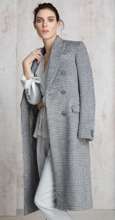 Look no further for this season's must-have coats [Photo: John Lewis]