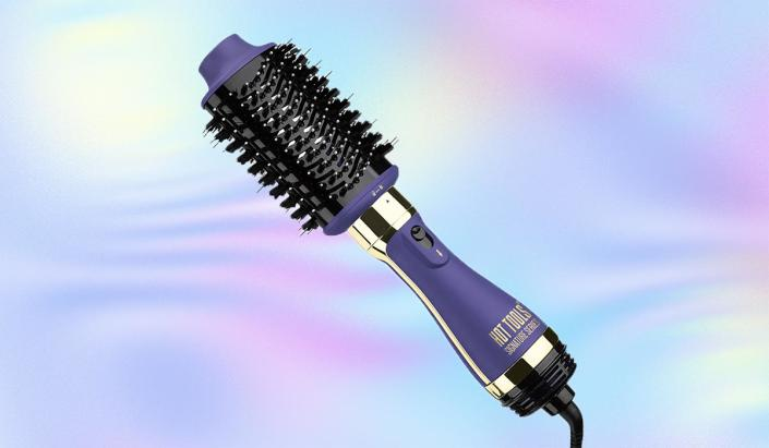 We don't know what's a greater blowout -- Walmart's discount on this wondrous tool, or the salon-worthy work it'll do for you. (Photo: Walmart)