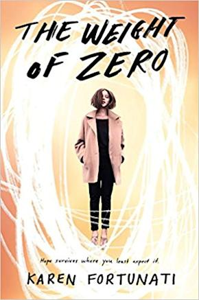 the weight of zero cover