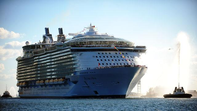 Caribbean Cruise Passenger Goes Overboard