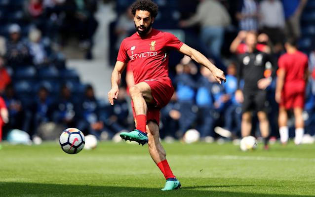 "12:36PM 7 mins Karius has to come off his line to boot a long ball over the top away. West Brom looking to react to that early setback immediately. 12:35PM GOOOOOOOOOAAAAAAAAAALLLLLLL! Ings scores! Boos ring out at the Hawthorns. West Brom 0 - 1 Liverpool (Danny Ings, 4 min) 12:33PM 4 mins Liverpool win a corner. It's cleared, Milner has it wide right and hits a brilliant powerful cross to the corner of the six yard box and it's kept alive. Liverpool are in here! 12:32PM 3 mins Rondon tries to force his way past a defender into the box but the goalkeeper smothers, West Brom instantly fall back into a deep defensive shape behind the halfway line. That's the strategy for the day. Rondon battles with Klavan again, the pair shoving each other as they chase the ball into the channel. Free-kick to Liverpool. 12:30PM KICK OFF west brom vs liverpool kickoff Here we go! Liverpool get the game started. 12:27PM Here come the players! 12:11PM Darren Moore pre-match words ""It's been great, we've gotten together as a group and worked hard as a group. there's wonderful belief in each other, everybody's working hard to turn this situation around. we're just working hard, we can't control what's happened in the past. ""No (we aren't entertaining thoughts of surviving relegation). It's the next game. The next game is today. There's nothing we can do and we'll put all our efforts into the next game. "" 12:10PM Result vs performance One side of the argument says that supporting a club like West Brom means you should accept the players are of a lower quality and to survive in the Premier League they need to play defensive, rigid football and that's that. The other says that even if they lose every game, they'd much prefer the team to have a go, attack and play football. That style is much better to watch but against stronger teams is asking for trouble. Obviously you can have a mix and adapt depending on the opposition, but I know I'd much prefer my team to actually play football. There's a reason Pep Guardiola was able to turn the Barca B team into a machine before he took the big job. There's a reason Ajax were able to win a European cup back in the 90s. There's a reason Alex Ferguson was able to dominate Scottish football with Aberdeen - and even beat Real Madrid. Yeh, sure, it's a different game now, but these things all happened with attacking football. What do you think? 11:52AM A lovely day Credit: PA What a day it is! A fine day for football or sitting in the park listening to music through one of those little bluetooth speakers. I don't want to hear your music! Use headphones! Arrhghgghg. But really, football is the winner today. West Brom aren't relegated (yet) but Liverpool's incredible front three could kill them off today. Will Darren Moore have a cunning plan up his sleeve? I suspect it'll be a 4-5-1 low block looking to deny space in behind and try to hit an unsuspecting, frustrated opposition with a counter-attack or score from a corner. Liverpool might be a little too good for them today. 11:37AM West Brom starting lineup An unchanged XI...#WBALIV#COYB#WBApic.twitter.com/Jtw2IqhuL9— West Bromwich Albion (@WBA) April 21, 2018 11:36AM Liverpool starting lineup Liverpool manager Jurgen Klopp, with one eye on Tuesday's Champions League semi-final first leg against Roma, has made five changes for the trip to rock-bottom West Brom, including giving a rest to 25-goal forward Roberto Firmino. However, he still fields a strong front line with Mohamed Salah, one of the favourites to be named Professional Footballers' Association Player of the Year on Sunday, retaining his place alongside Sadio Mane with Danny Ings replacing Firmino and James Milner in for Alex Oxlade-Chamberlain in midfield. There are three changes at the back as only Virgil van Dijk keeps his place from last weekend's win over Bournemouth as Ragnar Klavan comes in with Alberto Moreno making his first Premier League start since late November and Joe Gomez back after a month out with an ankle injury. The #LFC team to face @WBA...#WBALIVhttps://t.co/6XOx3UJ7x7pic.twitter.com/BdTIwhw7jF— Liverpool FC (@LFC) April 21, 2018"