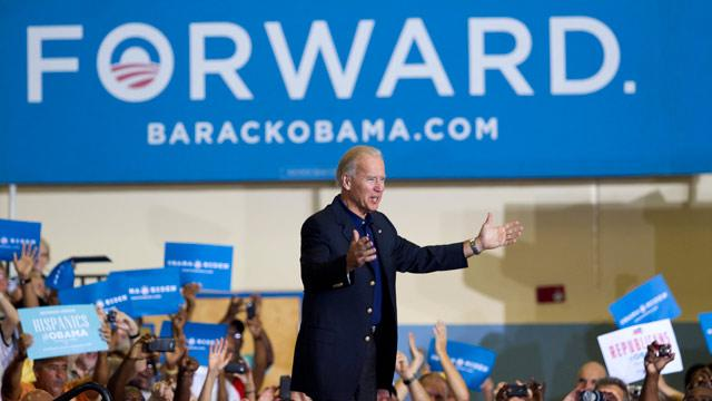 Biden Blames Bush Administration for Deficit