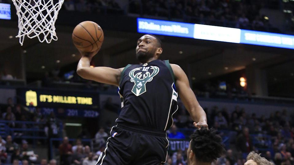 Parker's versatile scoring ability in both the open floor and half-court will be a boon to the Bucks' offense once he understands his role. (Getty Images)