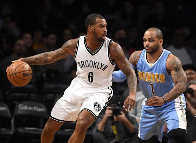 Sean Kilpatrick has been a pleasant surprise for Brooklyn. (AP)