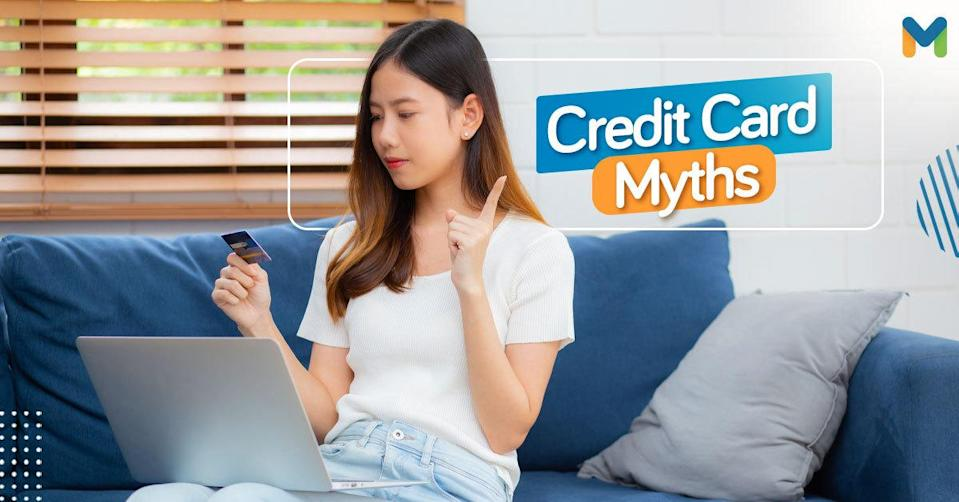 Credit Card Myths | Moneymax