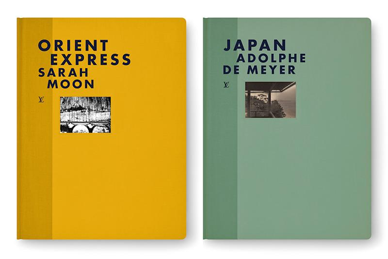 Louis Vuitton's new 'Fashion Eye' tomes on Japan and the Orient Express.