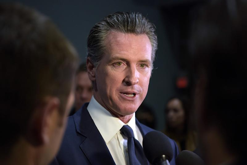 California Gov. Newsom commutes sentences for 21, including killers