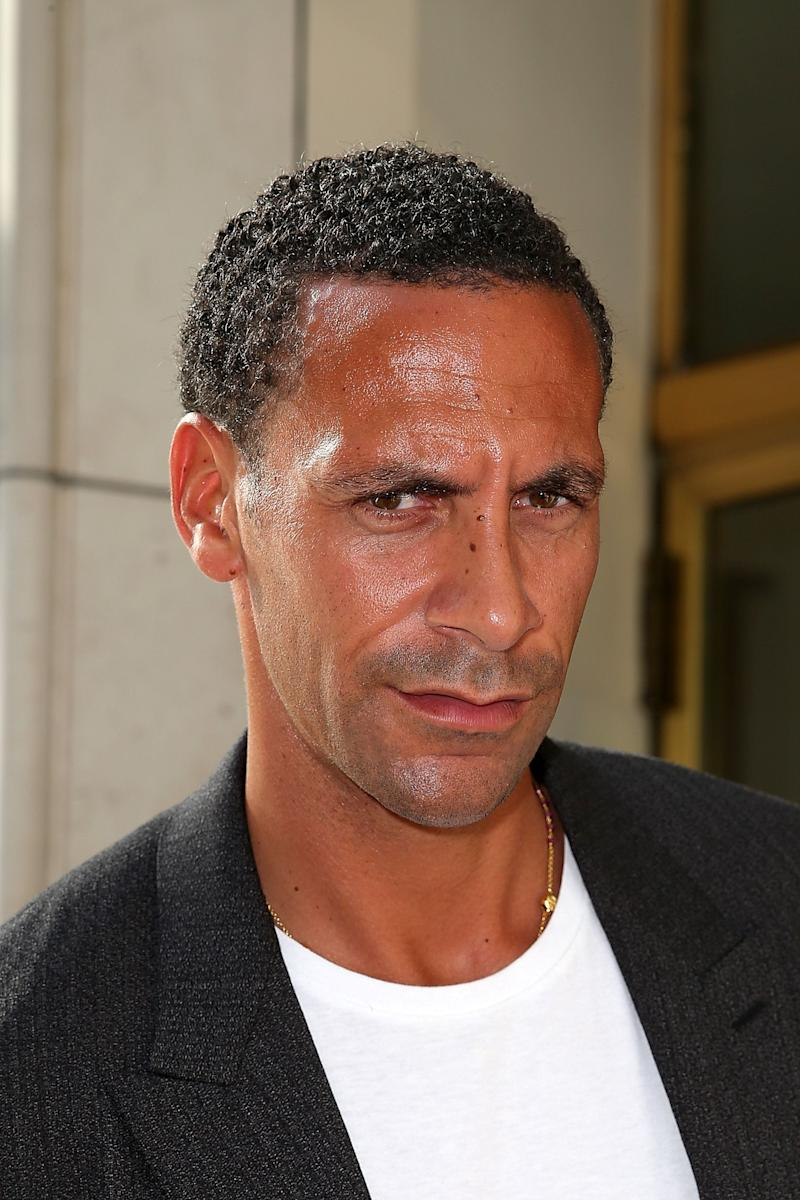 Every series needs a sportsman, and what better man than former England captain and all-round good guy Rio Ferdinand? Given all that footwork on the pitch, we reckon he'd probably have the moves on the dancefloor too.