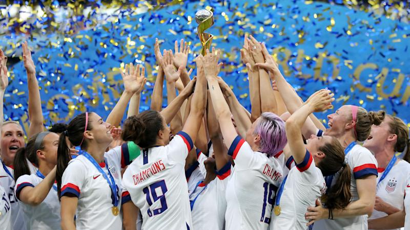 USWNT to play final two victory tour matches against Korea in Charlotte and Chicago