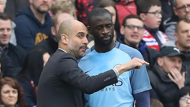 'He was jealous of me' - Yaya Toure accuses 'cruel' Guardiola of hating African players