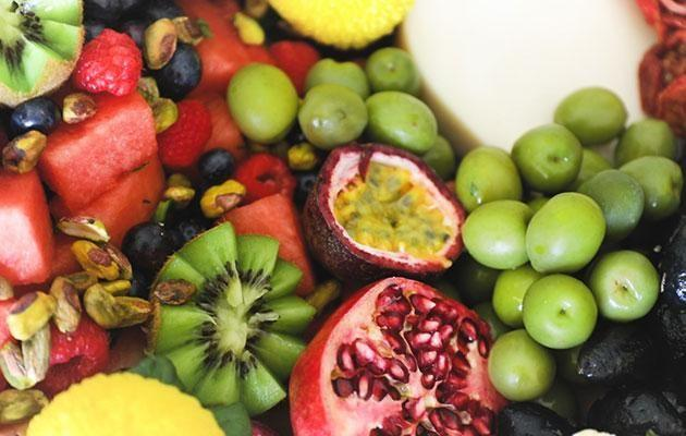 Tip from Libby: Only use fruit that is in season for best results!