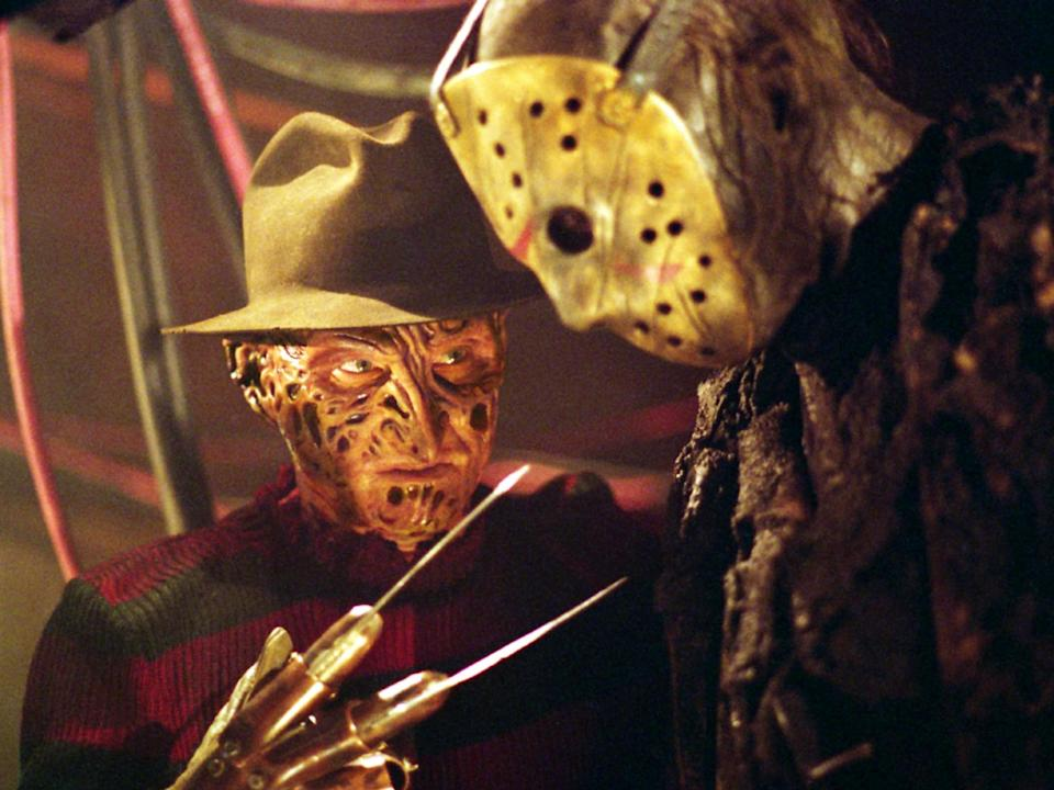 Freddy vs JasonNew Line/Kobal/Rex
