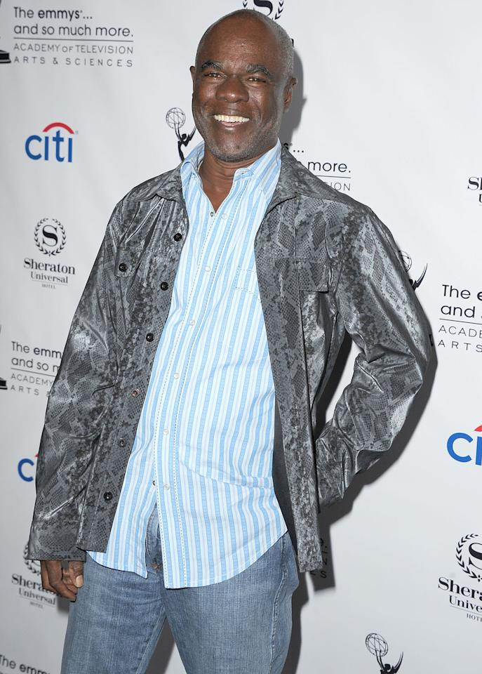 Glynn Turman arrives at the Academy Of Television Arts & Sciences' Performers Peer Group Cocktail Reception to celebrate the 65th Primetime Emmy Awards at Sheraton Universal on August 19, 2013 in Universal City, California.