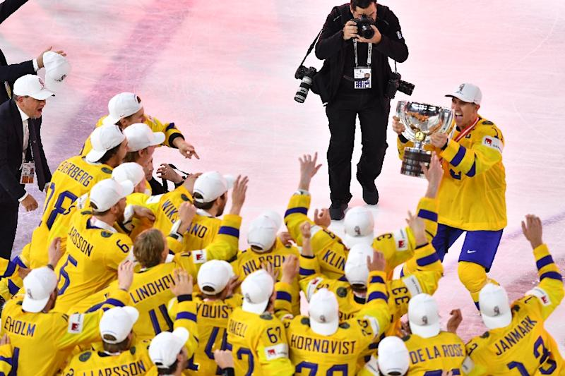 Swedish Defender Dahlin Expected To Go First In Nhl Draft