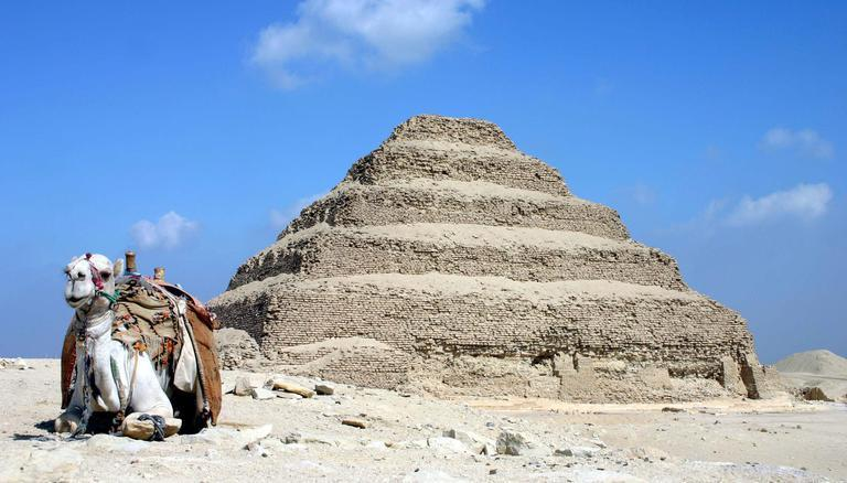 Egypt reopens the 4,700-yr-old tomb of King Djoser to rekindle tourism