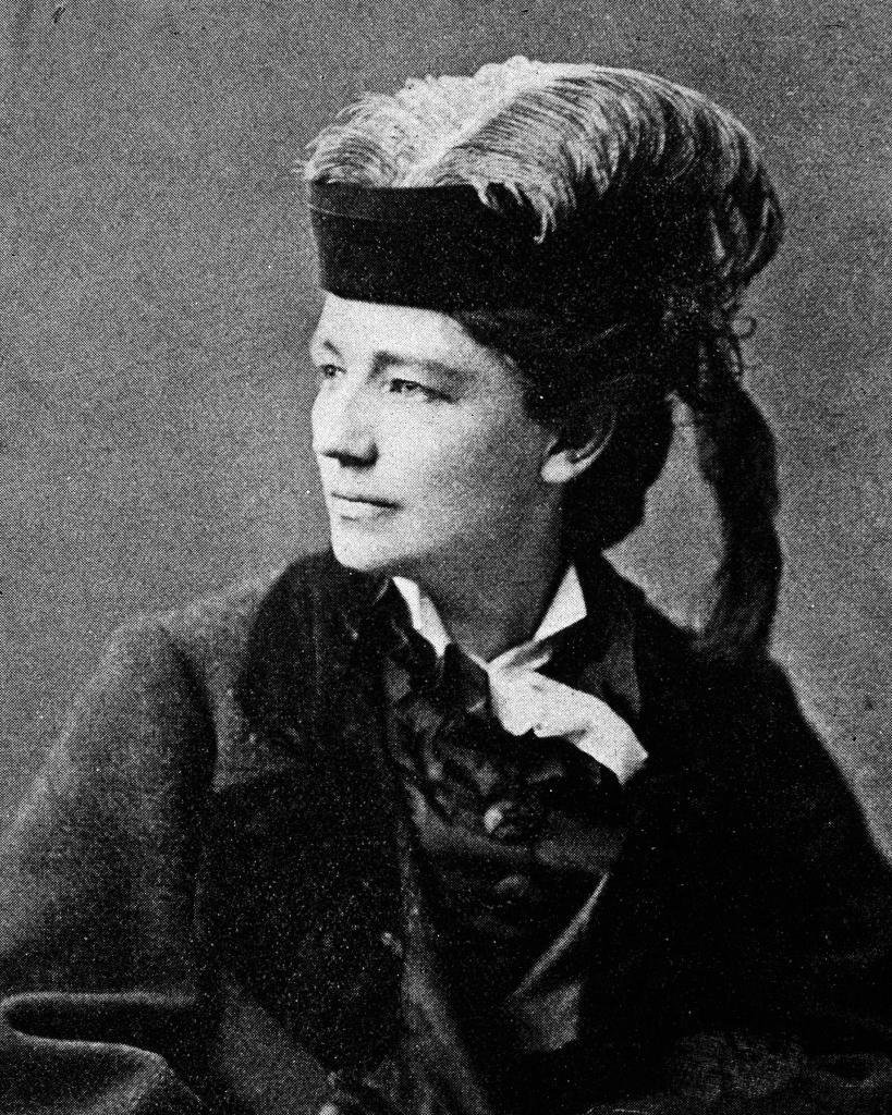 11.04.2020.Paved the Way for Harris-Belva Lockwood-GettyImages-56038411