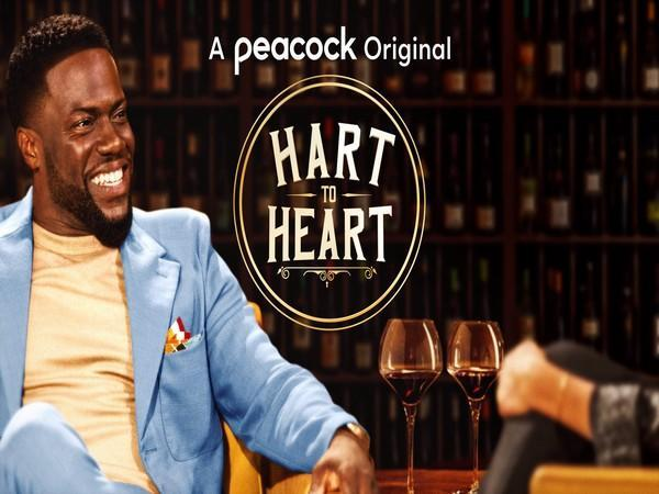 Kevin Hart's upcoming show 'Hart to Heart' (Image source: Instagram)