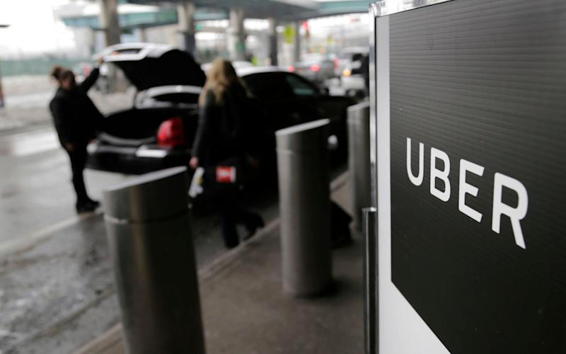 Uber paid hackers $100,000 (£75,500) to delete the stolen data  - AP