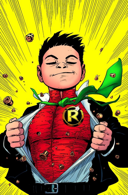 Interview: Peter J  Tomasi Talks BATMAN AND ROBIN and