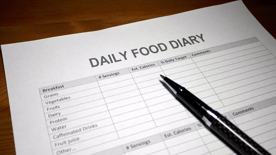 """<p>Whether or not you decide to use the results of a food sensitivity kit as a starting point, it's still important to take notes on what you're consuming. """"Keep a detailed food and symptoms log for two weeks, and bring this to an appointment with a registered dietitian,"""" says Kacie Barnes, a registered dietitian nutritionist and owner of <a href=""""https://mamaknowsnutrition.com/"""" rel=""""nofollow noopener"""" target=""""_blank"""" data-ylk=""""slk:Mama Knows Nutrition"""" class=""""link rapid-noclick-resp"""">Mama Knows Nutrition</a>. """"They can fully analyze everything that's going on and help you with a personalized elimination diet, if necessary. A dietitian can assess your overall habits, intake, and other lifestyle factors that can contribute to the symptoms you're having, which a test cannot do.""""<br></p>"""