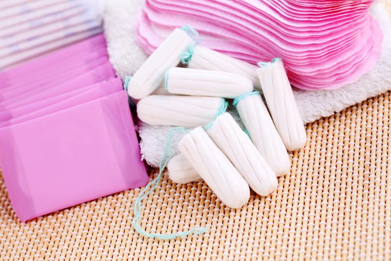 In a new survey conducted by YouGov, just 46 percent of men said that access to affordable tampons and pads should be considered a basic right.