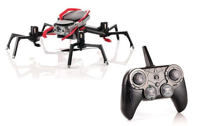 The drone plus controller (Photo: Skyrocket)