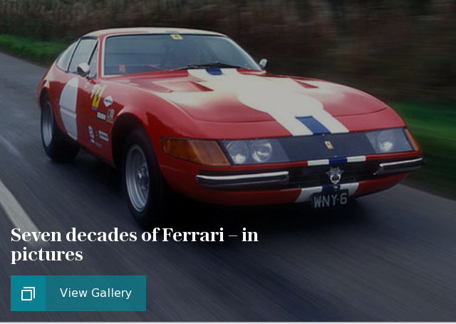 Ferrari pictures gallery motoring cars