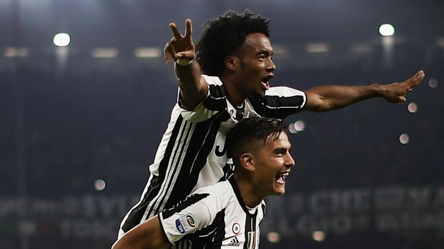 Despite another Gianluigi Buffon mistake, Paulo Dybala's brace steered Juventus to victory against Udinese in Serie A.