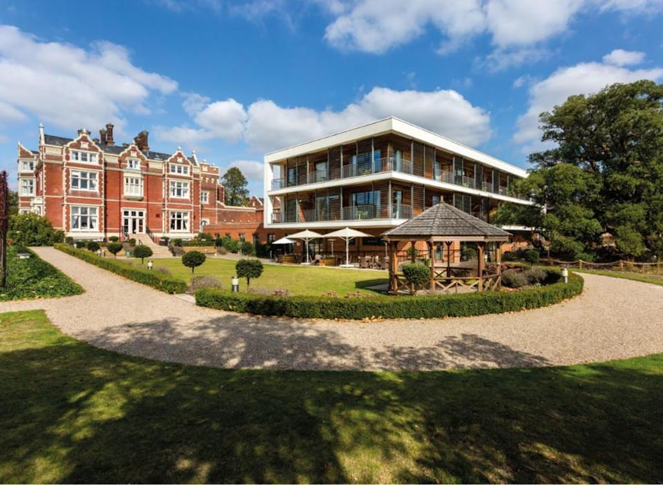 Photo credit: Wivenhoe House Hotel