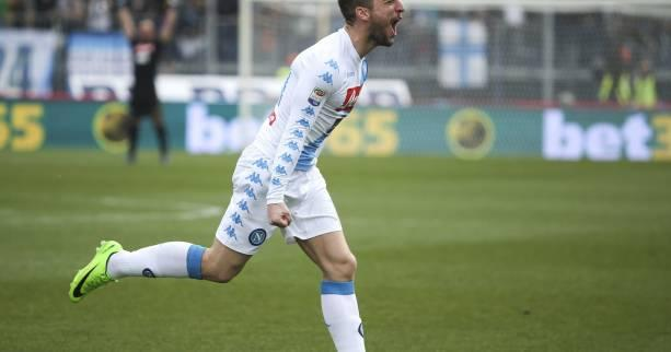 Foot - ITA - Naples a tremblé contre Empoli