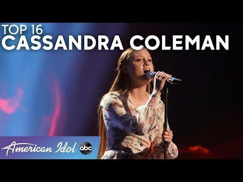 """<p>How does Luke describe Cassandra's vocal talent? The country star told the young artist that she's a """"new voice the world has never heard before."""" After being the last one called into the first group to make it into the top 16, Cassandra proved while covering <strong>Chris Isaak</strong>'s """"Wicked Game"""" that she's here to win this year.</p><p><a href=""""https://www.youtube.com/watch?v=CgmDPCQRMVw"""" rel=""""nofollow noopener"""" target=""""_blank"""" data-ylk=""""slk:See the original post on Youtube"""" class=""""link rapid-noclick-resp"""">See the original post on Youtube</a></p>"""